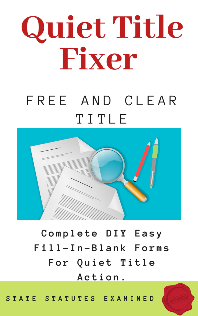 Quiet Title Fixer (1) Uply Media Inc